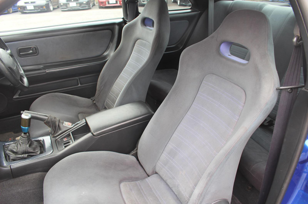 Nissan Skyline R33 GT-R (1995) - Innenraum 1