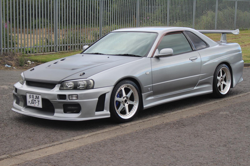 nissan skyline r34 gt t 1998 drift spec verkauft. Black Bedroom Furniture Sets. Home Design Ideas