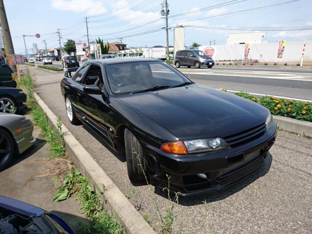 Nissan Skyline R32 GTS-T Type M (1992): Schräg vorne 1