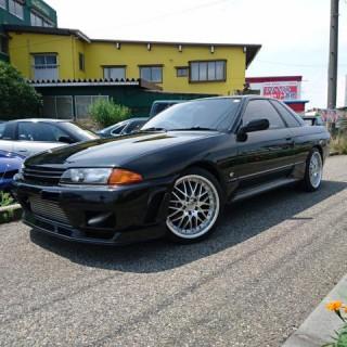 Nissan Skyline R32 GTS-T Type M (1992): Titelbild