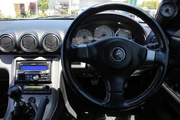 Nissan Silvia S15: Interieur 1