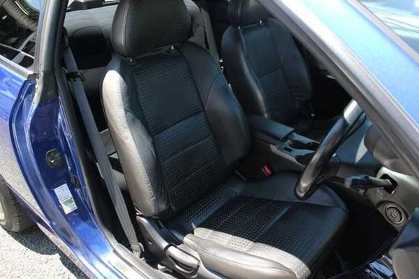 Nissan Silvia S15: Interieur 3
