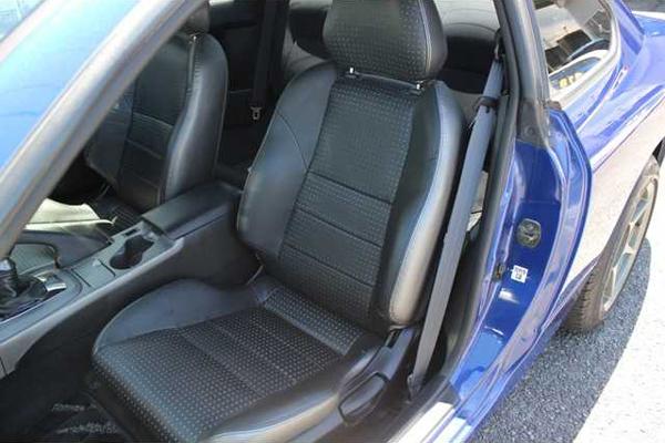 Nissan Silvia S15: Interieur 4