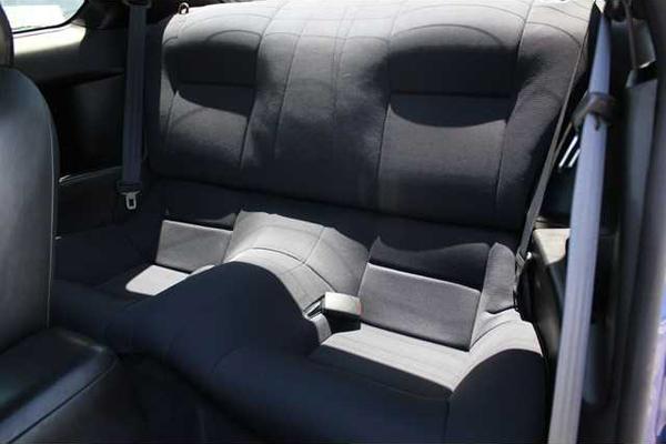 Nissan Silvia S15: Interieur 5