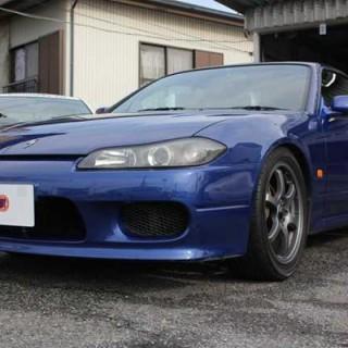 Nissan Silvia S15 (2001): Titelbild
