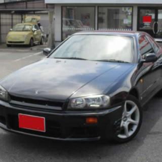Nissan Skyline R34 GT-T (1999): Titelbild