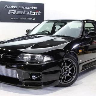 Nissan Skyline R33 GTS-T Type M (1995) *VERKAUFT*