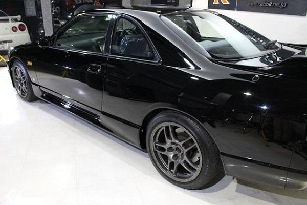Nissan Skyline R33 GTS-T Type M: Schrägansicht 2