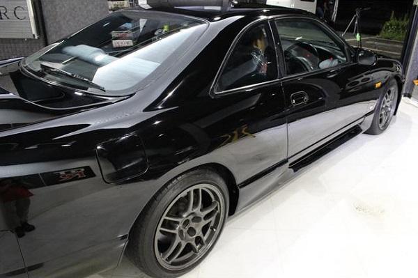 Nissan Skyline R33 GTS-T Type M: Schrägansicht 3