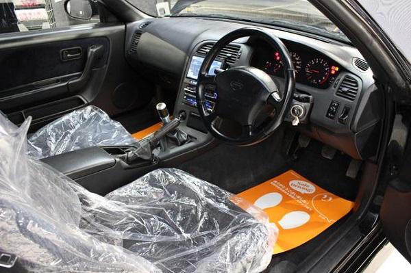 Nissan Skyline R33 GTS-T Type M: Interieur 1