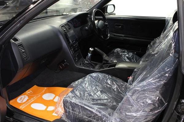 Nissan Skyline R33 GTS-T Type M: Interieur 2