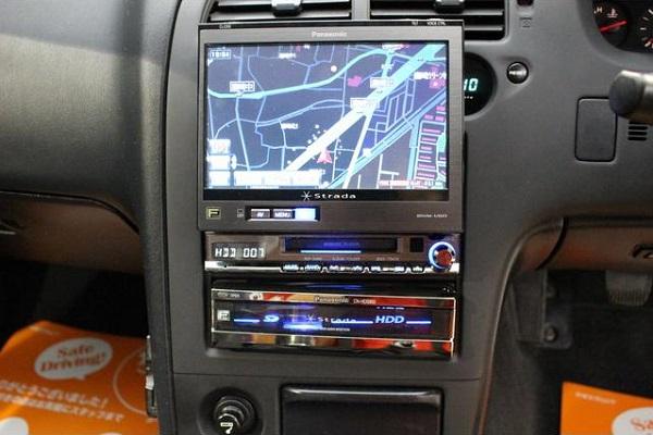 Nissan Skyline R33 GTS-T Type M: Interieur 3