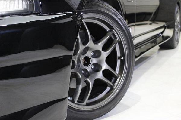 Nissan Skyline R33 GTS-T Type M: Felgen 1