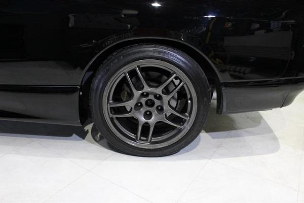 Nissan Skyline R33 GTS-T Type M: Felgen 2