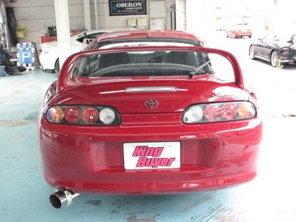 Toyota Supra MKIV Non Turbo: Heck 1