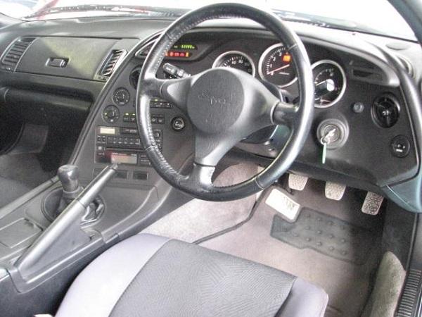 Toyota Supra MKIV Non Turbo: Interieur 2