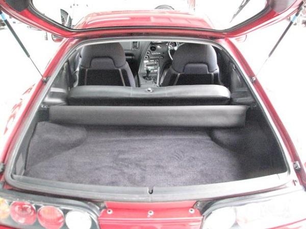 Toyota Supra MKIV Non Turbo: Interieur 6