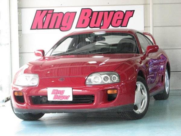 Toyota Supra MKIV Non Turbo: Schräg vorne 1