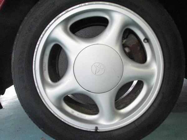 Toyota Supra MKIV Non Turbo: Felgen