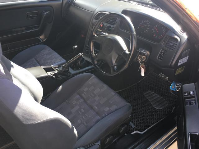 Nissan Skyline R33 GTS-T Type M (1996): Interieur 3