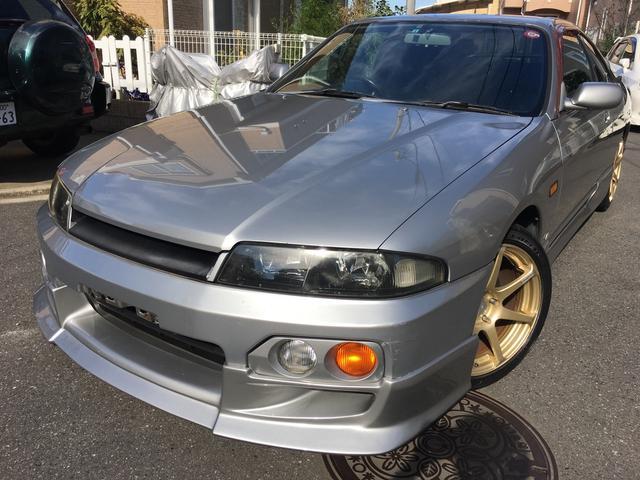 Nissan Skyline R33 GTS-T Type M (1996): Schräg vorne 1
