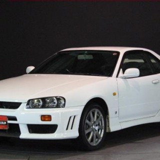 Nissan Skyline R34 GT-T (1998): Titelbild