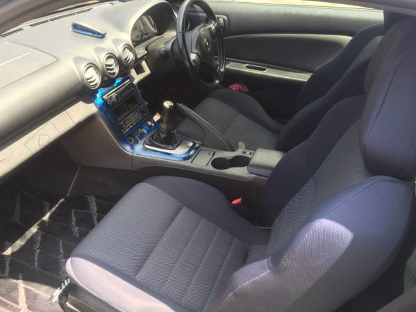 Nissan Silvia S15 Type R (2000): Interieur 3
