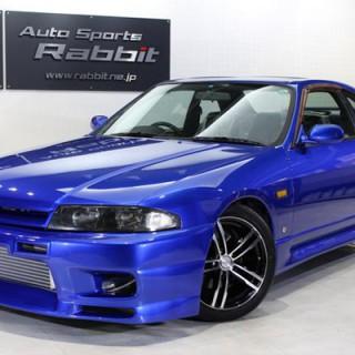 Nissan Skyline R33 GTS-T Type M Anniversary Edition (1997) *VERKAUFT*
