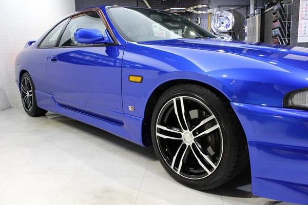 Nissan Skyline R33 GTS-T Type M Anniversary (1997): Schräg vorne 2