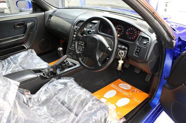 Nissan Skyline R33 GTS-T Type M Anniversary (1997): Interieur 2