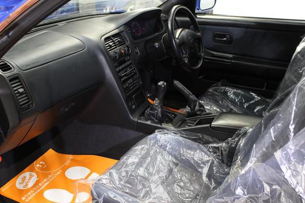 Nissan Skyline R33 GTS-T Type M Anniversary (1997): Interieur 3