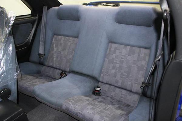 Nissan Skyline R33 GTS-T Type M Anniversary (1997): Interieur 4