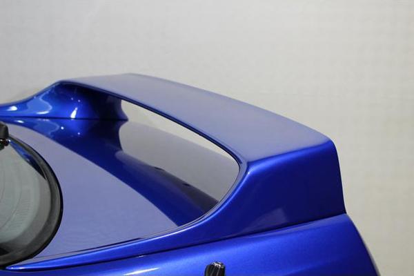 Nissan Skyline R33 GTS-T Type M Anniversary (1997): Spoiler