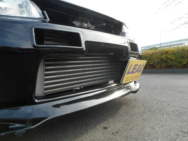Nissan Skyline R32 GTS-T Type M (1990) HIGH SPEC - Ladeluftkühler