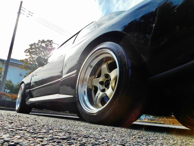 Nissan Skyline R32 GTS-T Type M (1990) HIGH SPEC - Felgen