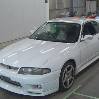 Nissan Skyline R33 GT-R V-Spec (1995) HKS: Titelbild