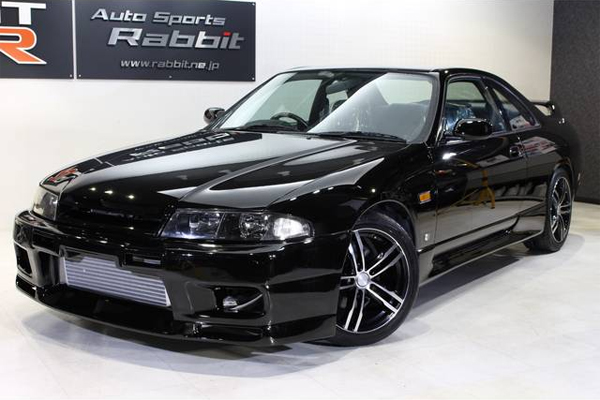 Nissan Skyline R33 GTS-T Type M Spec 2 (1996): Front 2