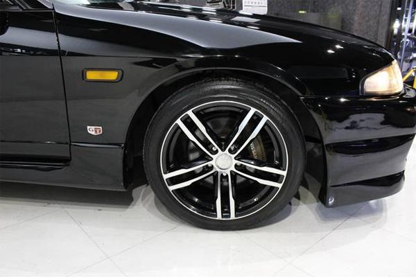 Nissan Skyline R33 GTS-T Type M Spec 2 (1996): Felgen 3