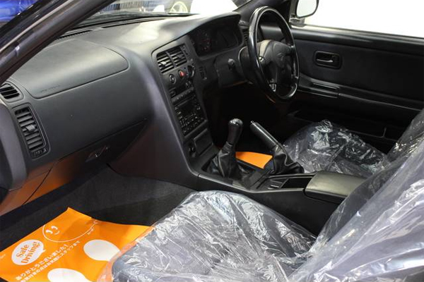 Nissan Skyline R33 GTS-T Type M Spec 2 (1996): Interieur 2