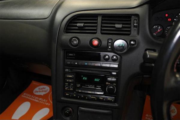 Nissan Skyline R33 GTS-T Type M Spec 2 (1996): Interieur 3