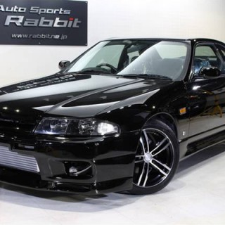 Nissan Skyline R33 GTS-T Type M Spec 2 (1996) *VERKAUFT*