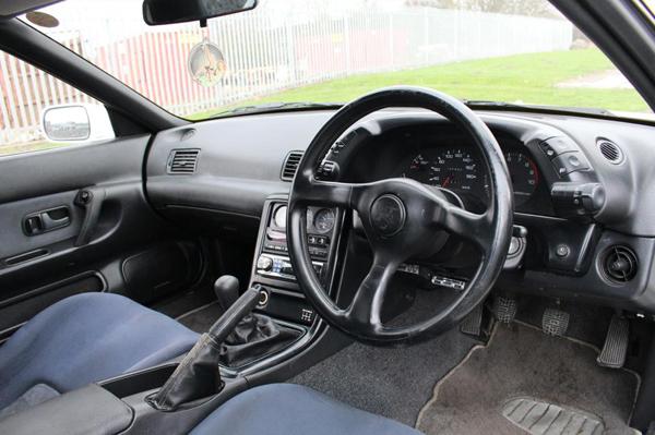 R32 GT-R V-Spec: Innenraum 1