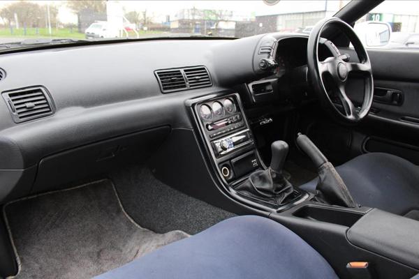 R32 GT-R V-Spec: Innenraum 2