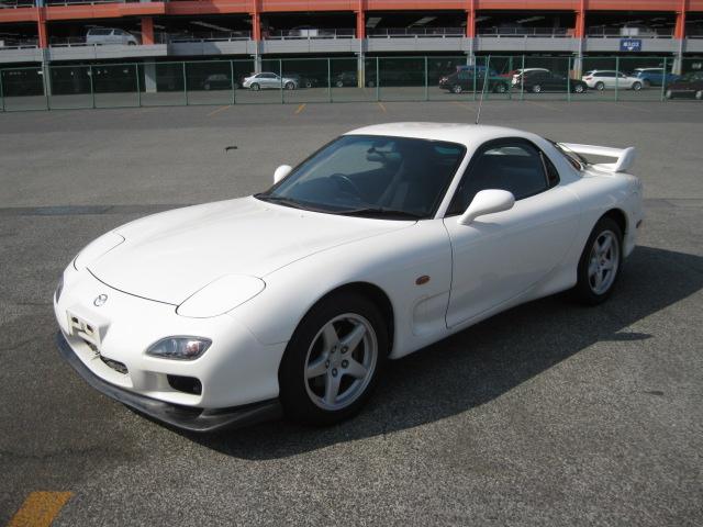 Mazda RX7 Type RB (2000): Schräg vorne 1