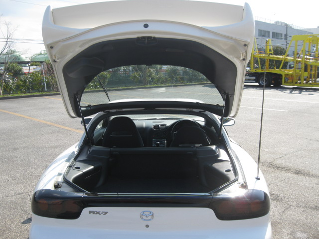Mazda RX7 Type RB (2000): Interieur 1