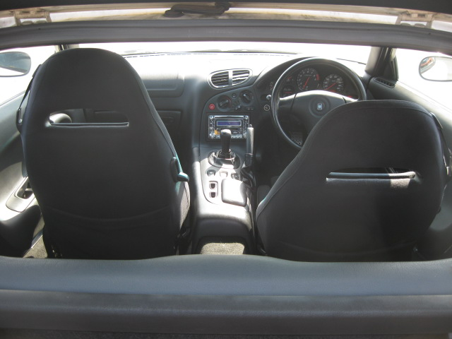 Mazda RX7 Type RB (2000): Interieur 2