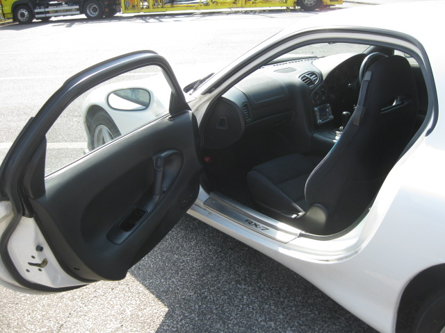 Mazda RX7 Type RB (2000): Interieur 3