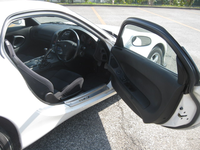 Mazda RX7 Type RB (2000): Interieur 4