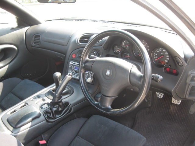 Mazda RX7 Type RB (2000): Interieur 5