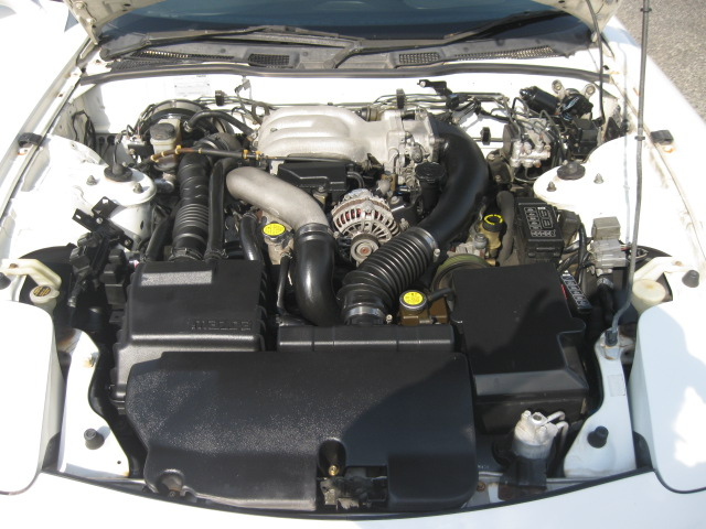 Mazda RX7 Type RB (2000): Motor